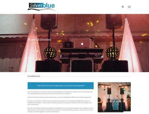 Nieuwe website Silverblue online
